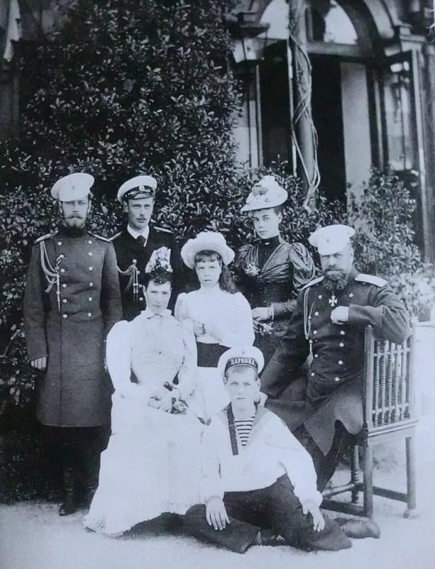 tsar alexander iii maria fedorovna family russia
