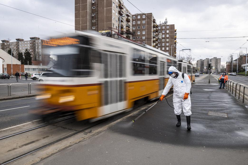 Coronavirus – Les infections enregistrées en Hongrie ont augmenté de 43