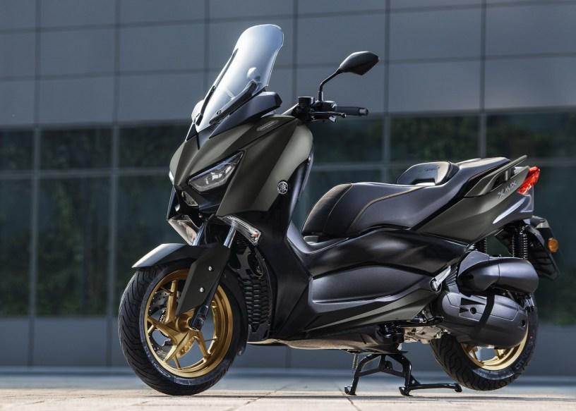 196 347 unités : l'année 2020 de la moto termine à - 3 %