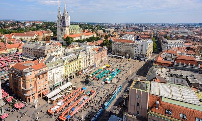 Habiter : Salaire moyen en Croatie en 2021
