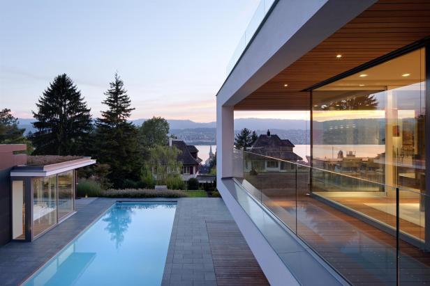 Immobilier de luxe Zurich championne en 2020, Paris dégringole