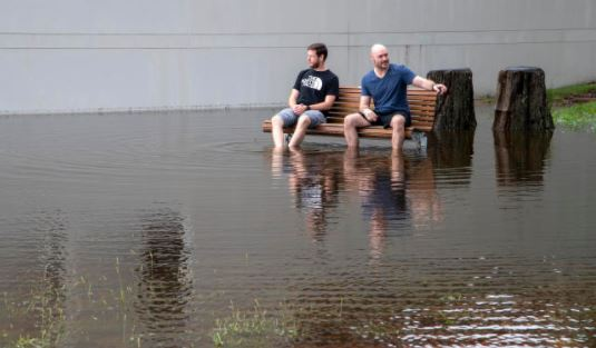 En Australie, des centaines de personnes évacuées à la suite de pluies torrentielles