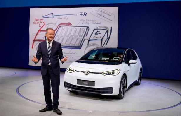 VW s'arme dans la lutte contre Tesla