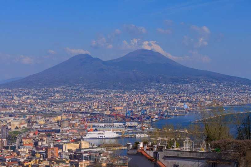 Dans le sud de l'Italie, une bombe sociale prête à exploser
