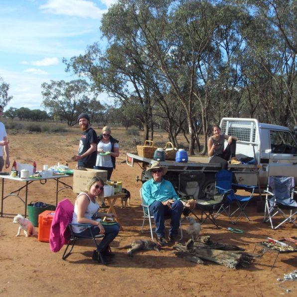 Australia-Camping-Corynnia Station