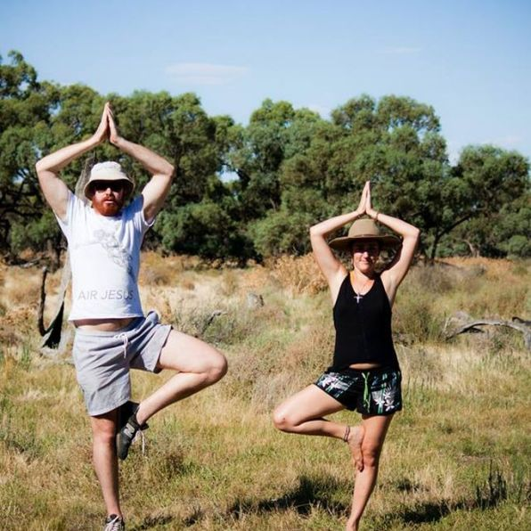 Australia-Camping-Corynnia Station2