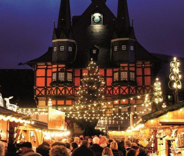 Christmas Breaks Europe Wernigerode Christmas Market