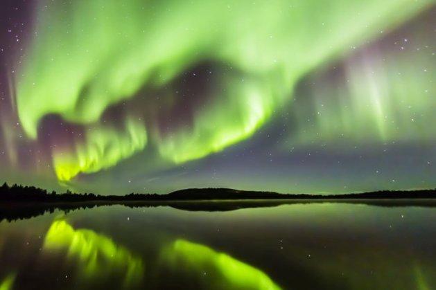 Kakslauttanen Aurora Lapland in August - 1024 x 683