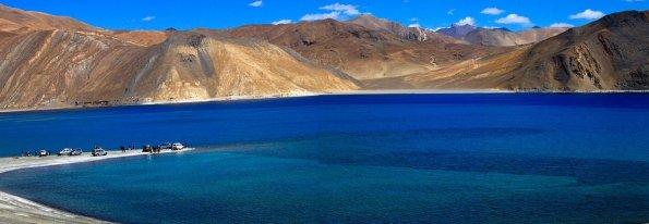 Tso Pangong: Most beautiful lakes in the Himalayas, India
