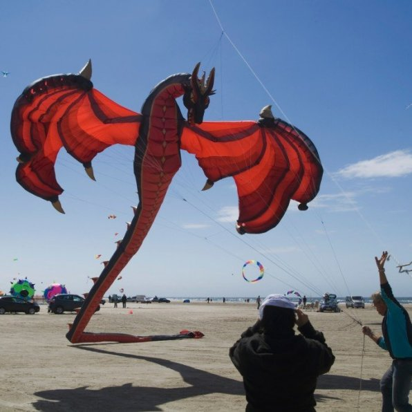 Kite Festival. Photo: Wedigo Ferchland/ Visit Denmark
