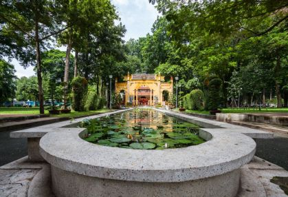 Parque Tao Dan- Ho Chi Minh Vietnam