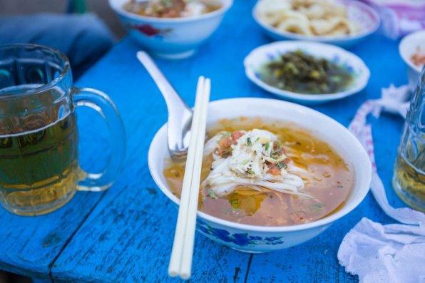 Myanmar-Shan Noodles