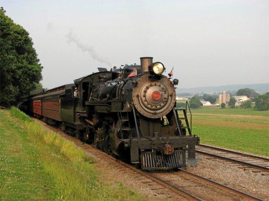 Strasburg Railroad North America