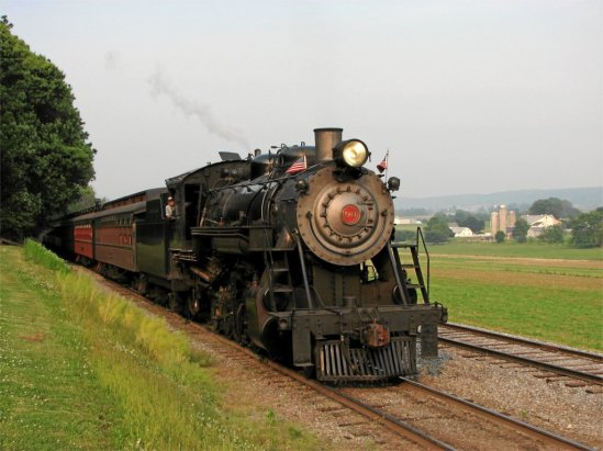 Strasburg Railroad North America