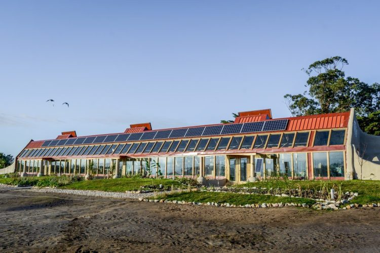 Earthship, Buenos Aires, Argentina