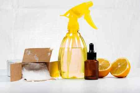 Eco-friendly natural cleaning products