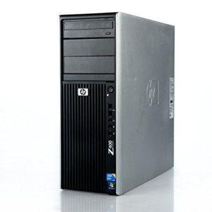 HP z400 XEON W3520, 6GB, SSD 128GB Nvidia Quadro 400
