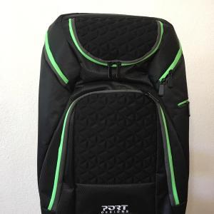 Mochila Port Designs Gaming Backpack 17.3″ Notebook, 10″ Tablets