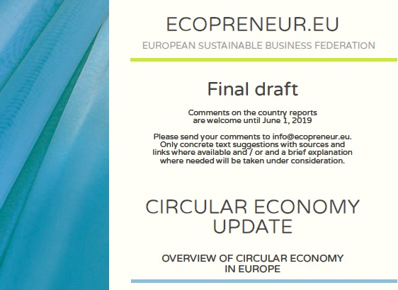 Press Release: EU member states gain traction towards waste