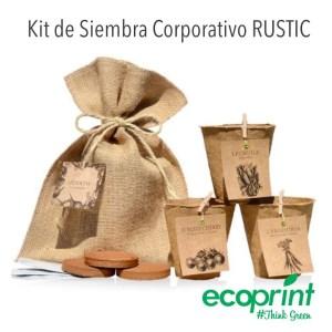 kit de siembra rustic house ecoprint peru regalos