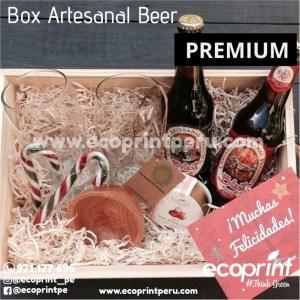 box caja cervezas artesanales regalo personalizado regalos premium corporativo ecoprint peru lima