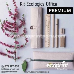 kit utiles ecologicos regalo personalizado regalos premium corporativo ecoprint peru lima