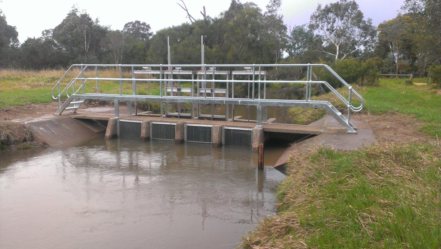 Sale Common Wetlands Regulator Upgrade