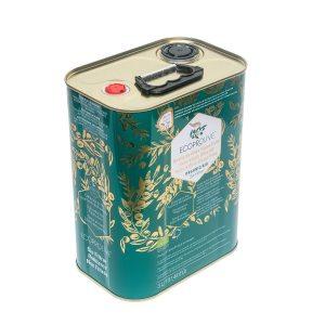 AOVE Sin Filtrar - Lata de 3 litros - Ecoprolive