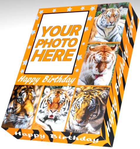 BIRTHDAY TIGER