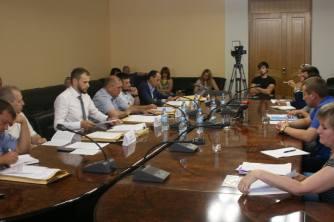 засідання екологічної комісії Дніпропетровської облради