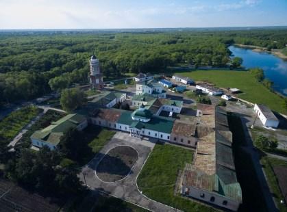 Самарський монастир, Дніпропетровська область