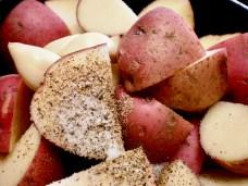 Mashed Potato Mise En Place