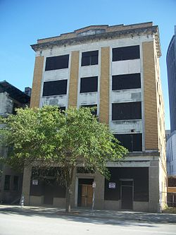 One of Klutho's last office buildings