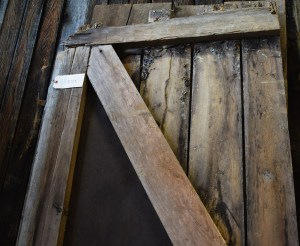 Authentic Barn Door