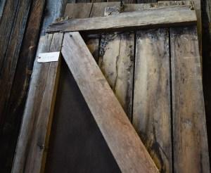 Authentic Barn Door