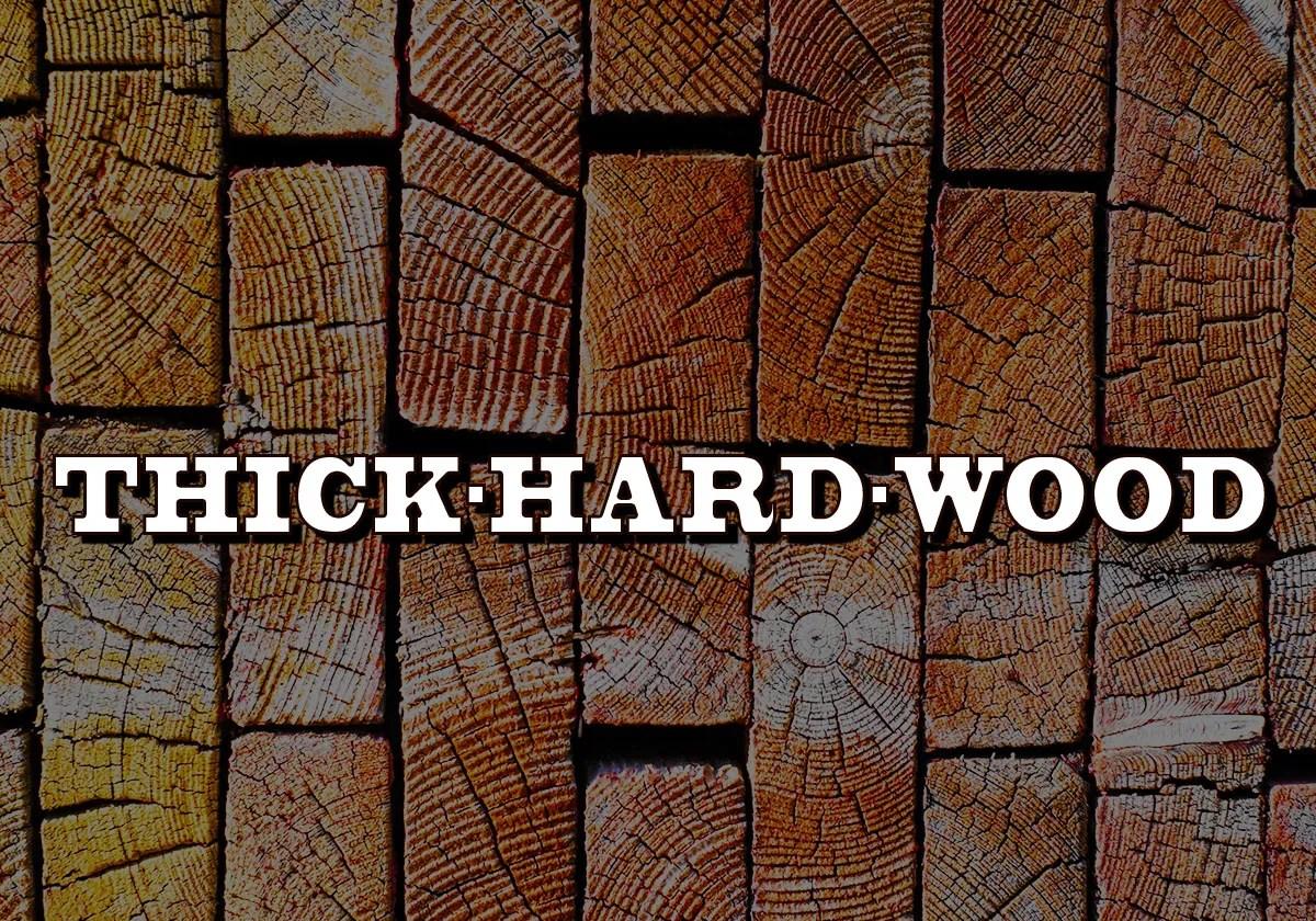 Domestic And Exotic Hardwood Lumber