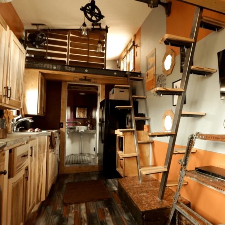 the tiny house movement comes to eco relics