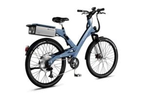 eMotors electric scooter