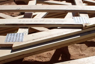 Pre-Fabricated Timber Roof Trusses