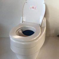 Separett Dry toilet Luxury Villa 9010