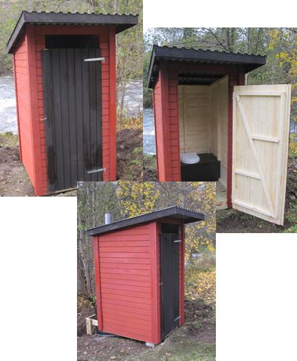 Toilet huis