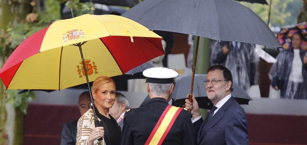 el paraguas de la legitimidad