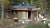 Eco-hut: Under Construction