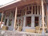 George residence in progress