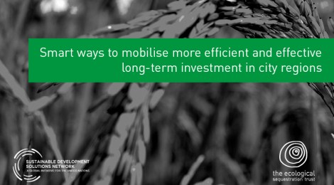 Smart ways to mobilise more efficient and effective long-term investment in city regions - Report