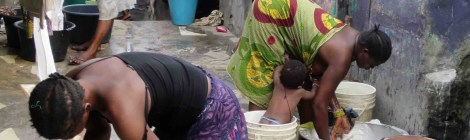 The development of WASH use case studies to simulate in the model - GTG Webinar - September 10th 2015
