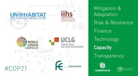 Capacity Building - COP21