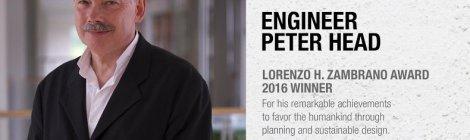 "Peter Head - 2016 ""Lorenzo H. Zambrano"" Lifetime Achievement Award Winner"