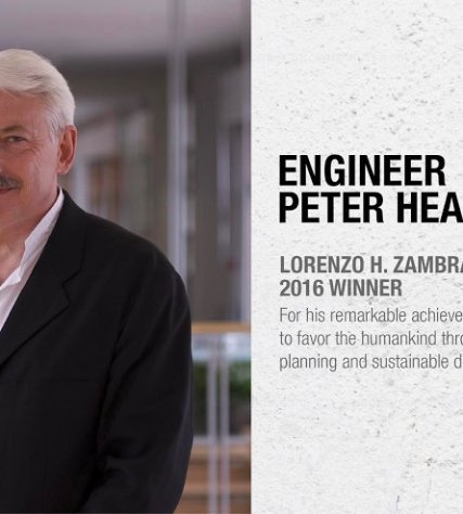 "Peter Head – 2016 ""Lorenzo H  Zambrano"" Lifetime Achievement"