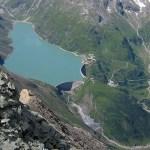 Grüne Energie vom Kraftwerk Kaprun